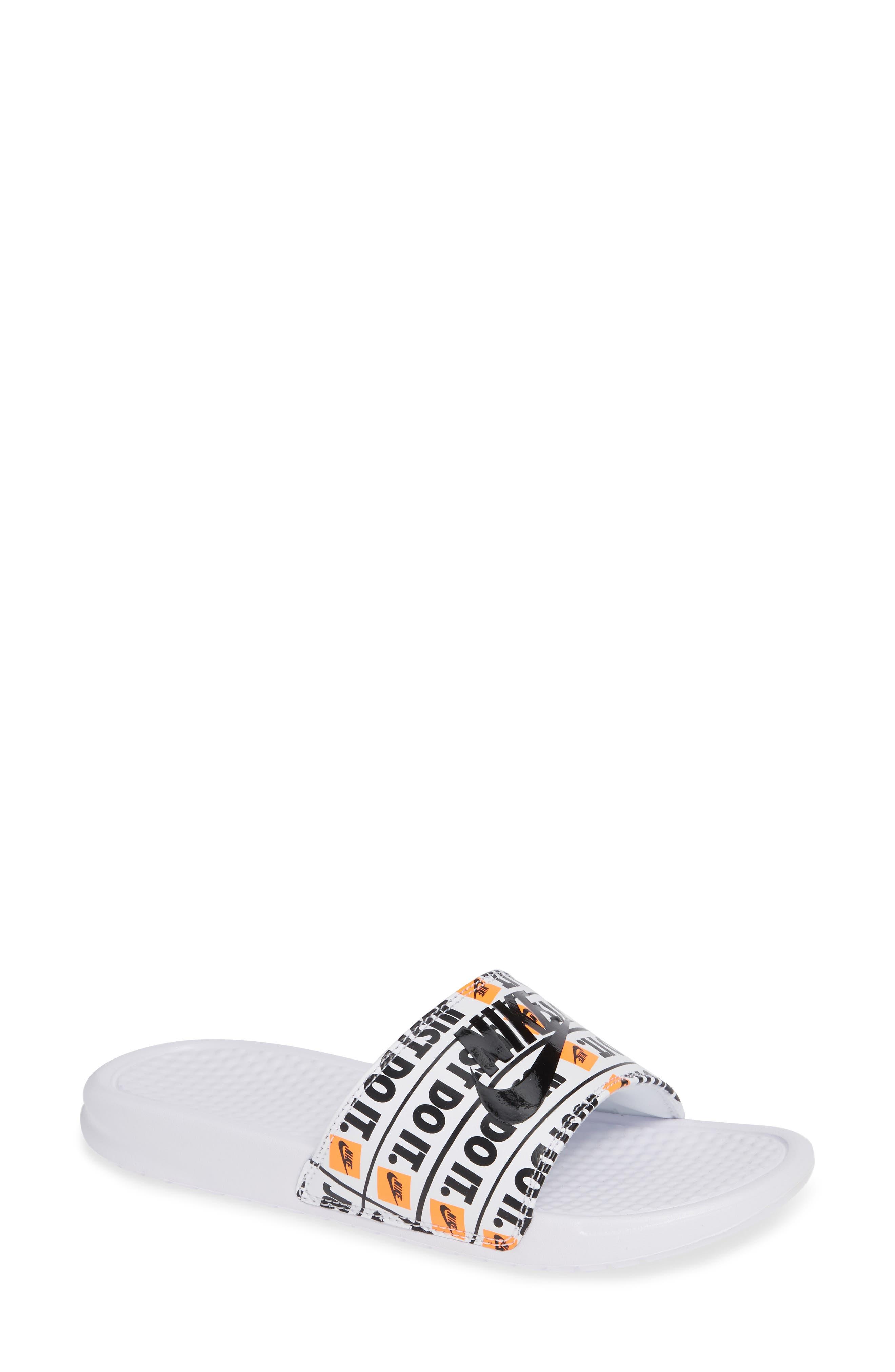 size 40 abff3 0cbc0 ... clearance nike benassi jdi slide sandal women 14bb5 659f9