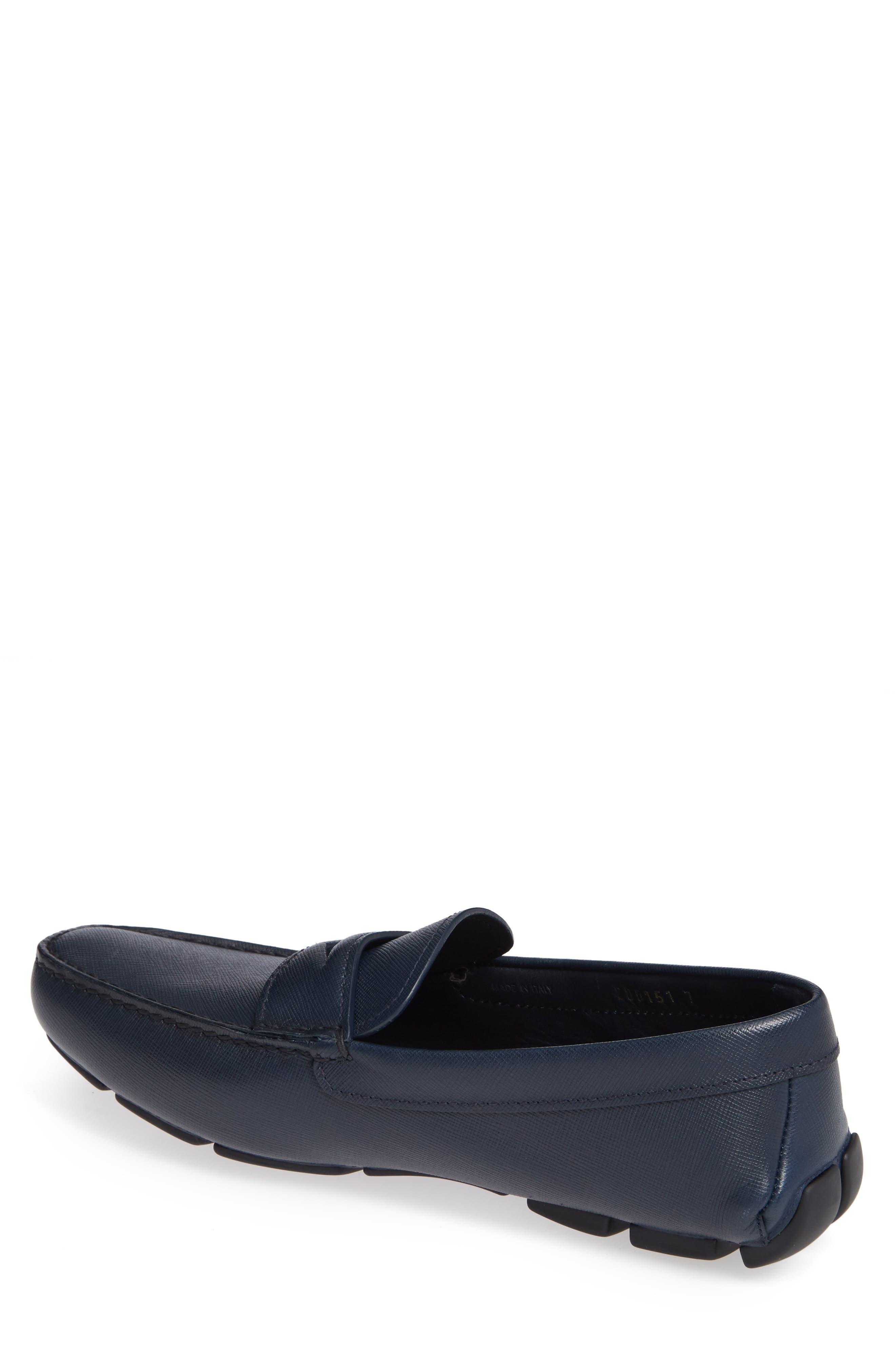 Driving Shoe,                             Alternate thumbnail 2, color,                             Baltico Blue