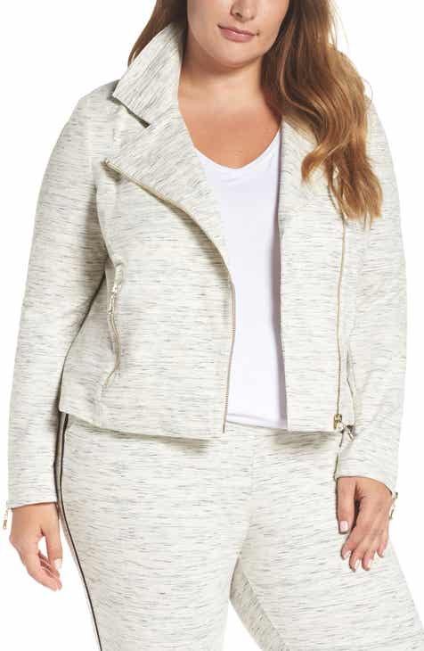 Tart Gracia Moto Jacket (Plus Size) by TART