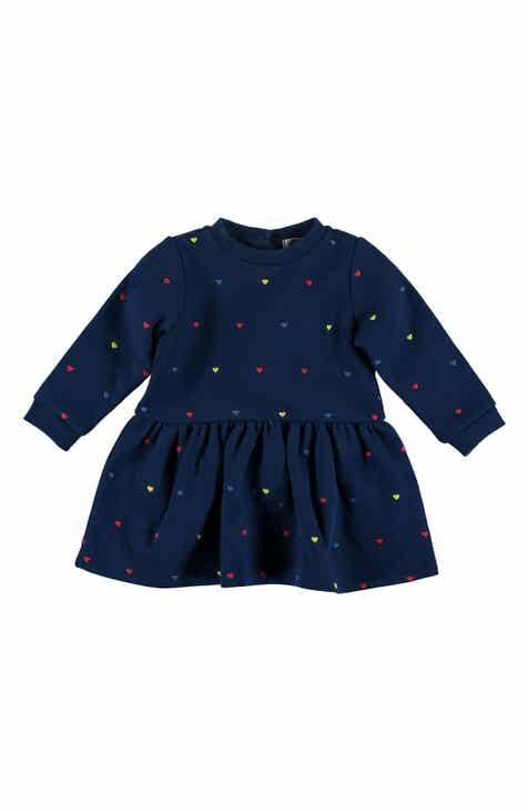 41b8f84ca20 Stella McCartney Kids Bretta Heart Print Dress (Baby Girls)
