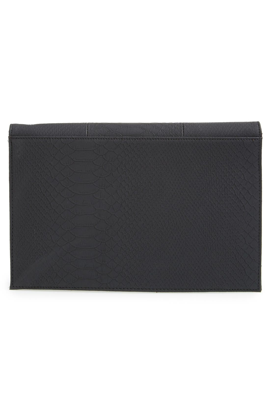 Alternate Image 3  - BCBGMAXAZRIA 'Kelly' Envelope Clutch