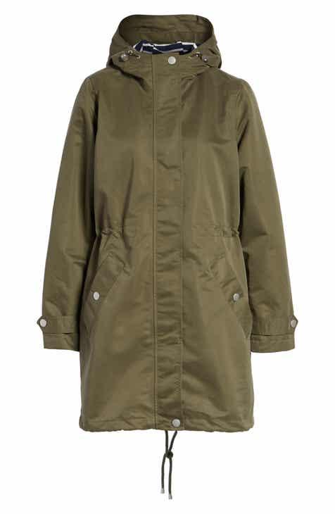192fc89c5f4 Joules Right as Rain Long Line Hooded Waterproof Raincoat Reviews ...