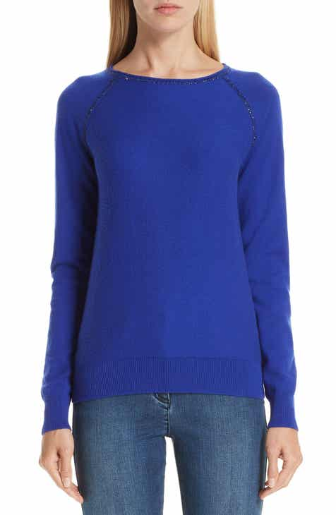 St. John Collection Cashmere Raglan Sweater by ST. JOHN COLLECTION