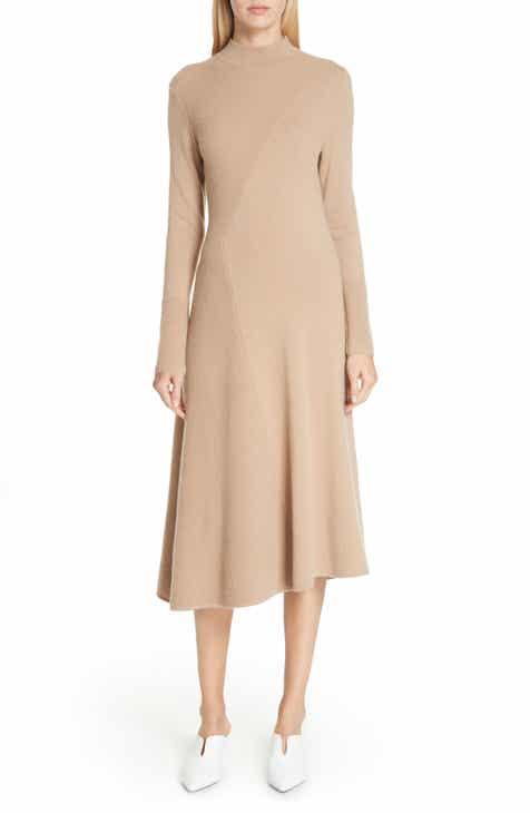 Lewit Cashmere Blend Sweater Dress
