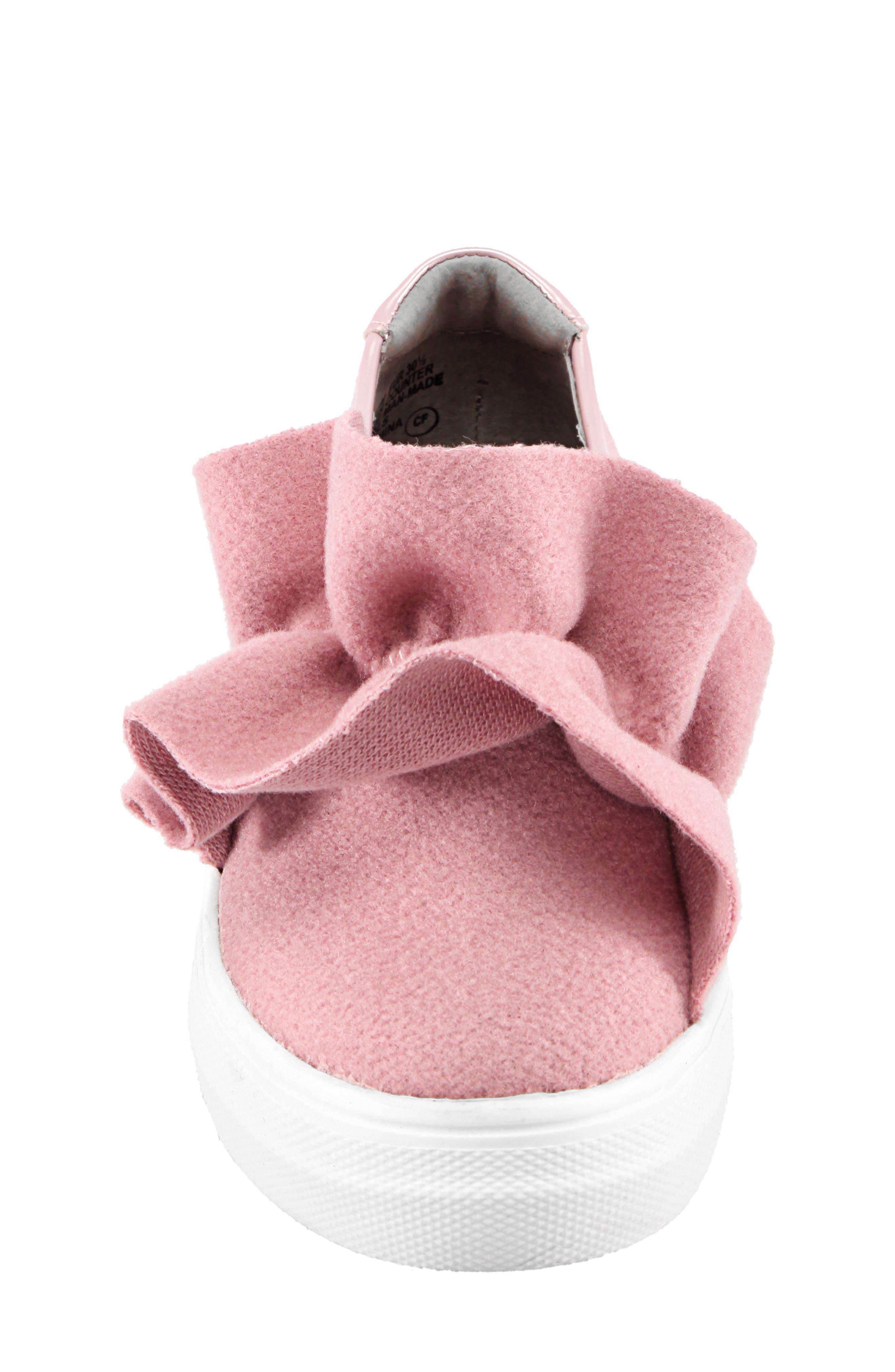 Ivani Slip-On Sneaker,                             Alternate thumbnail 4, color,                             Blush Flannel