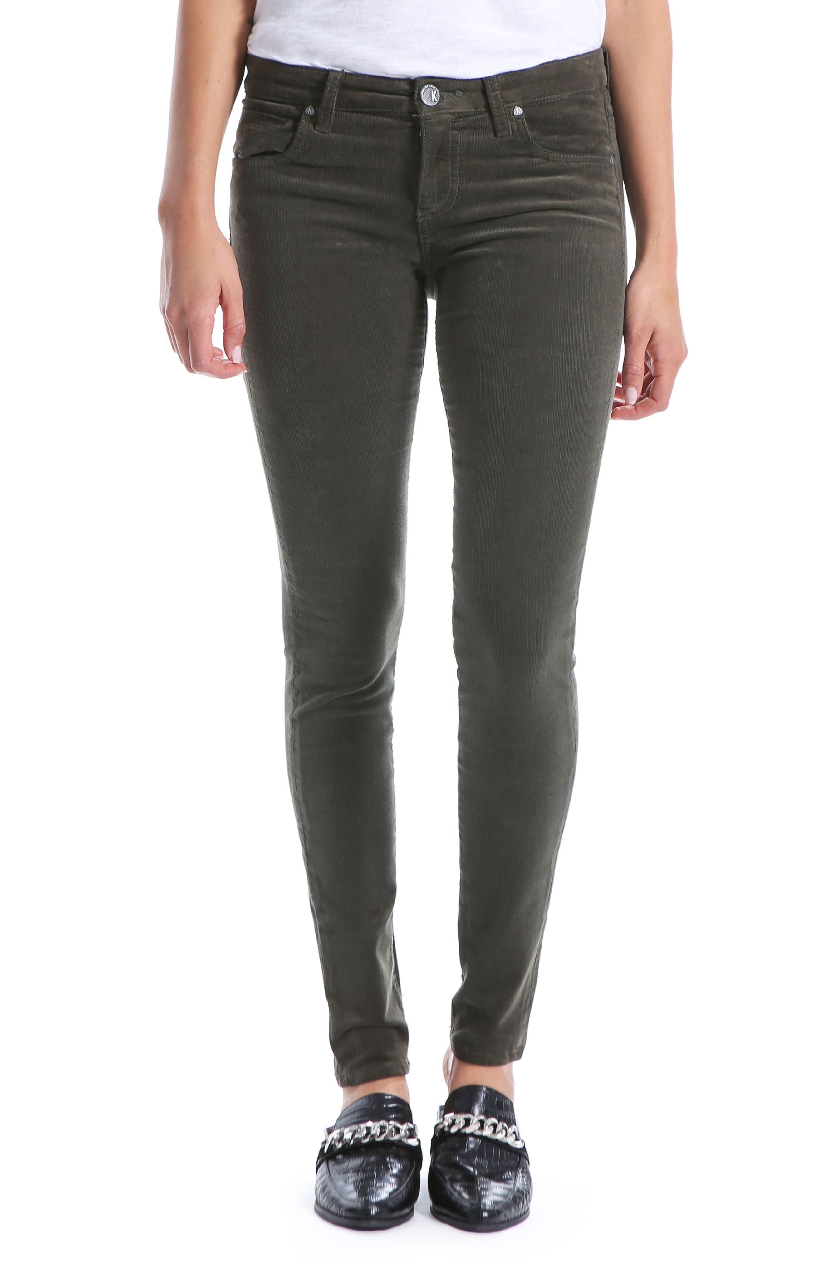 Womens Pants Leggings Nordstrom Natural Cotton Ultra Slim Overnight 4s