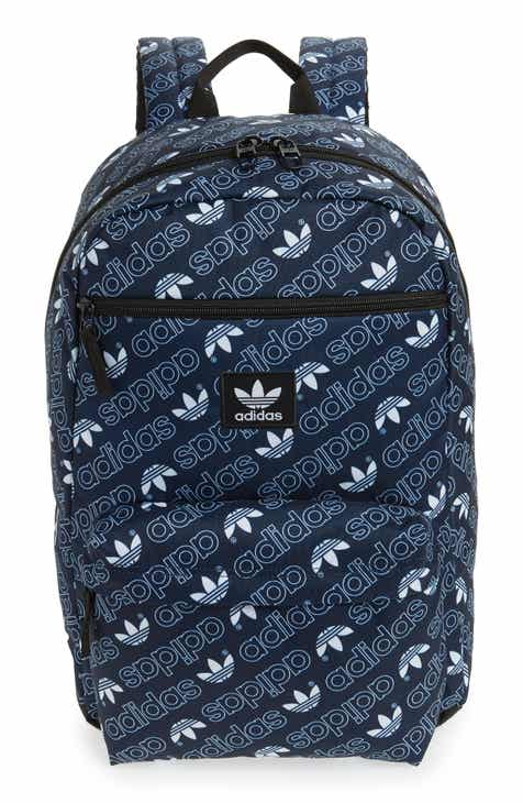 3fc84cf898 Men s Adidas Originals Backpacks  Canvas   Leather
