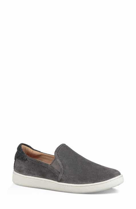 finest selection 8331b 81d7f ... Gray  UGG® Cas Slip-On Sneaker (Women) ...