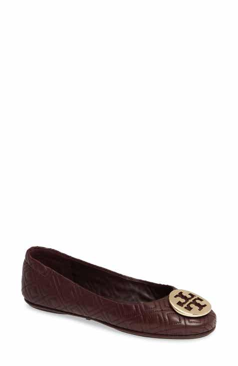 adb79658e Tory Burch Quilted Minnie Flat (Women)
