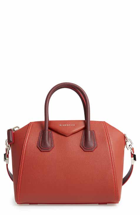 Givenchy Small Antigona Leather Satchel 2baa452f49ed0