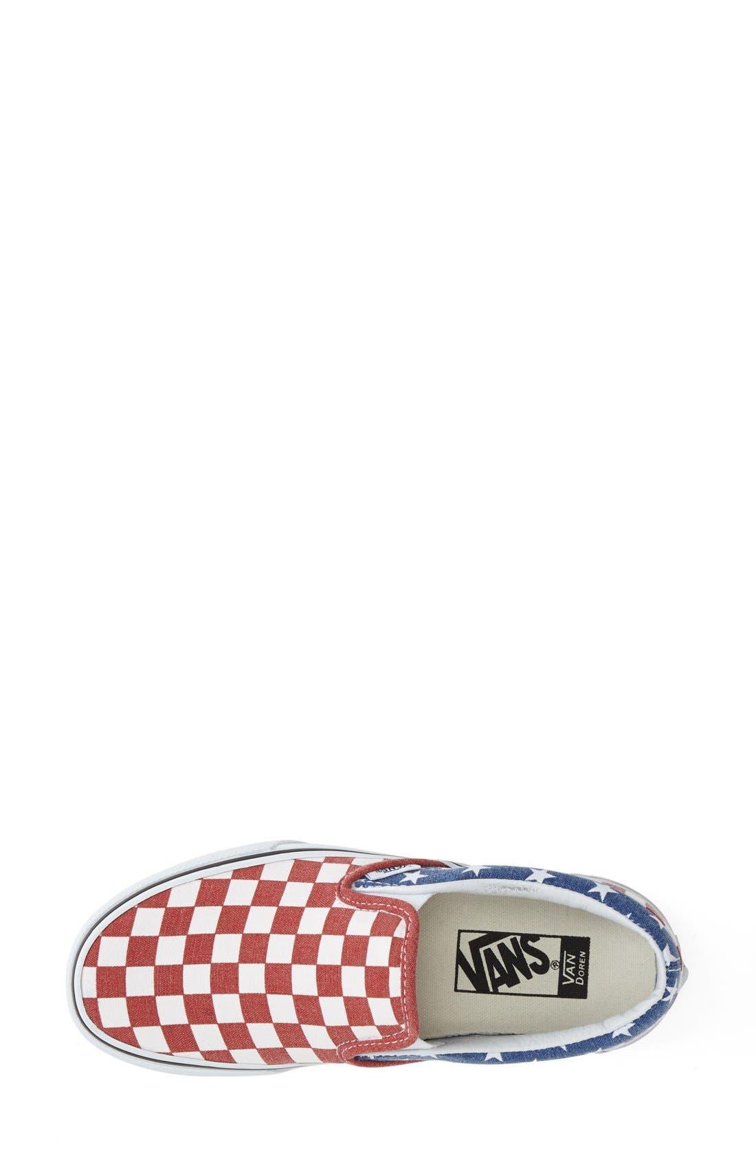 Alternate Image 3  - Vans 'Van Doren' Slip-On Sneaker (Women)