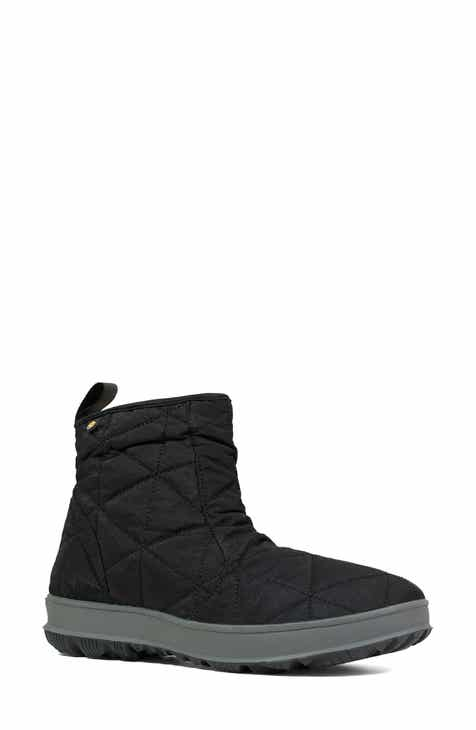 1182547c7cee7e Bogs Snowday Waterproof Quilted Snow Boot (Women)