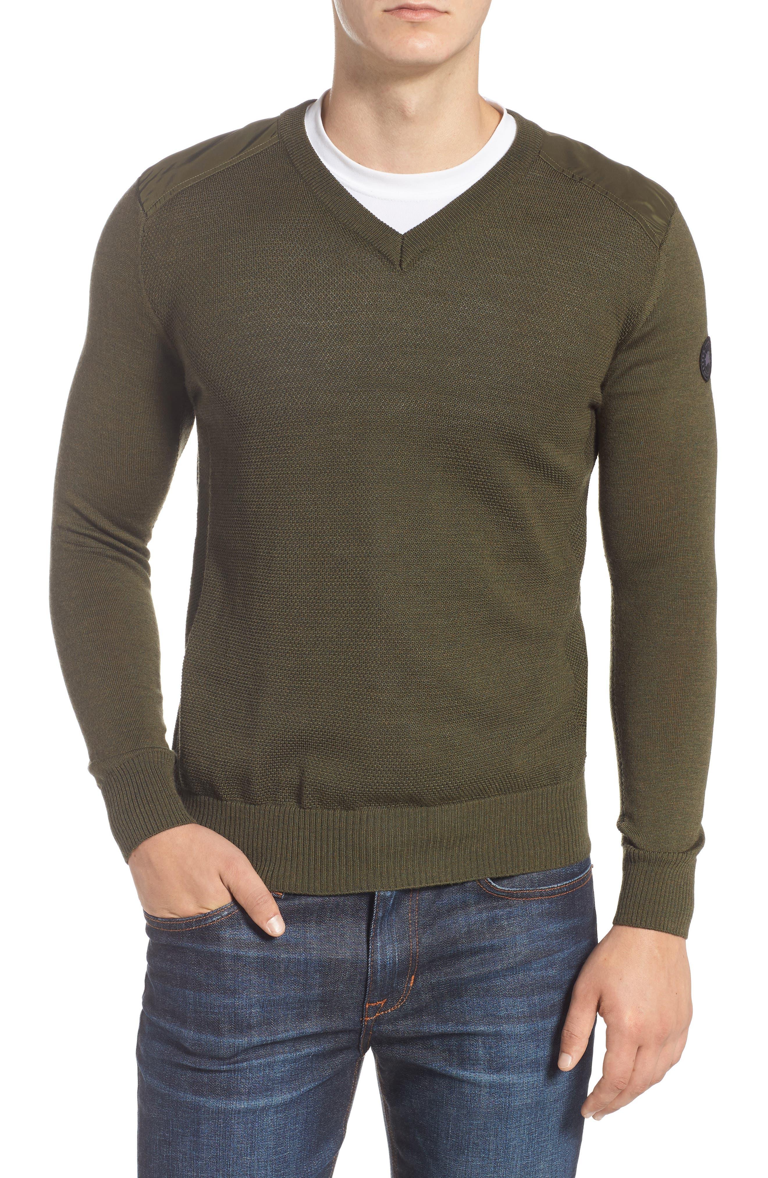 e074b5df15e Men s Green Sweaters