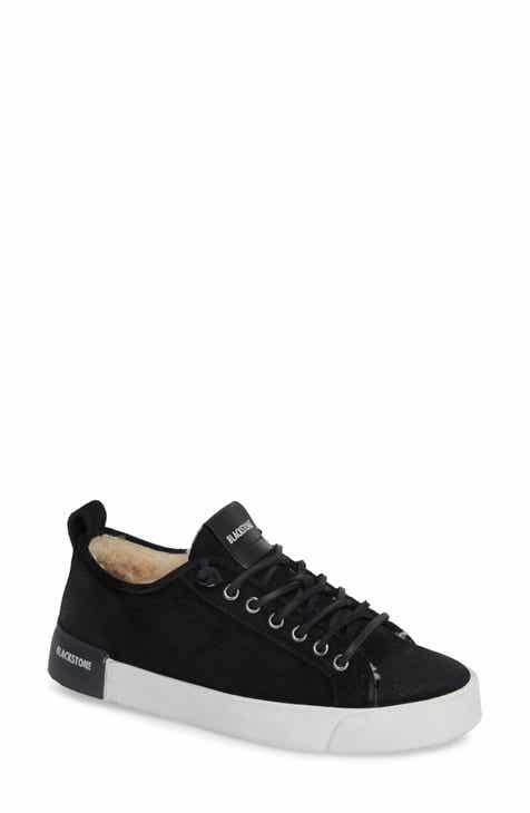 Blackstone QL60 Genuine Shearling Lined Sneaker (Women) 9724e051cbde5