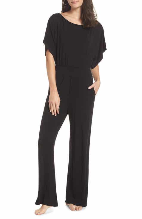BB Dakota Hottie Off Duty Split Sleeve Jumpsuit e151321e0