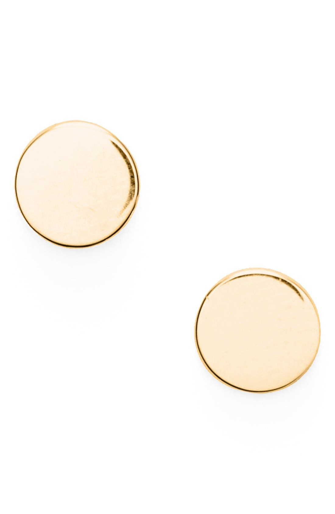 Bony Levy Circle Stud Earrings (Nordstrom Exclusive)