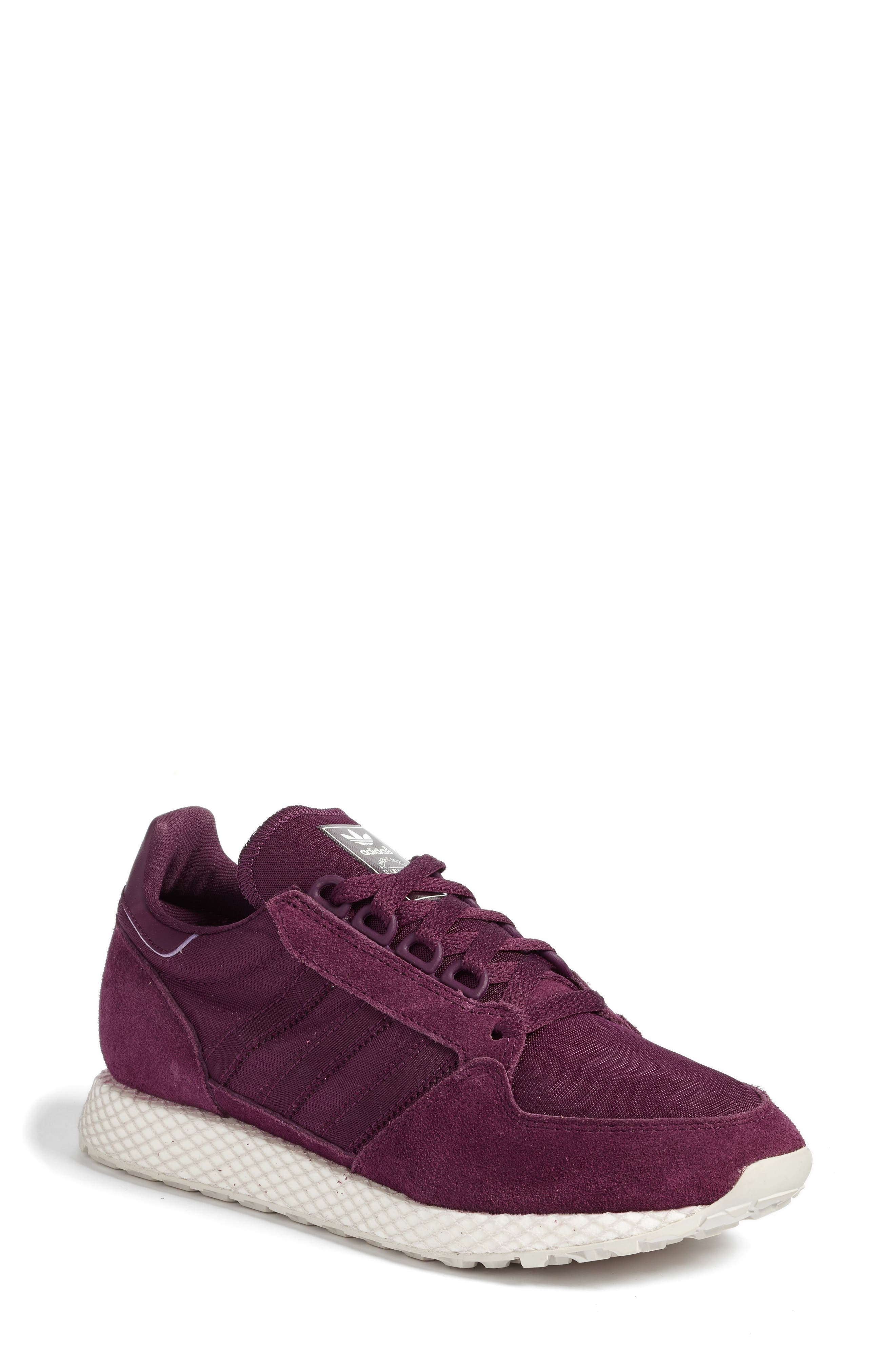 low priced 47c89 392b2 new zealand adidas forest grove sneaker women d2c04 239ea