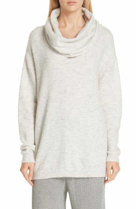 03fcccb9572d4c Mes Demoiselles Mineral Cowl Neck Sweater