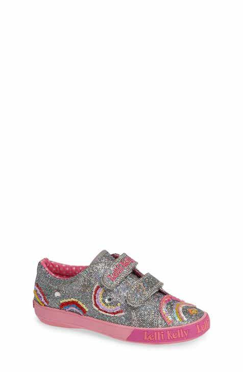 9498a6a373c5f Lelli Kelly Beaded Sneaker (Toddler, Little Kid & Big Kid)