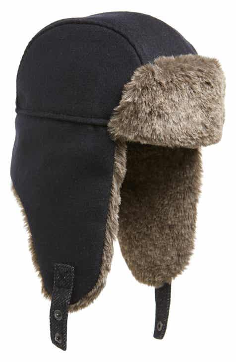 323308f91f2d Ted Baker London Faux Fur Trapper Hat
