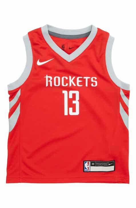 Nike Houston Rockets James Harden Basketball Jersey (Toddler Boys)