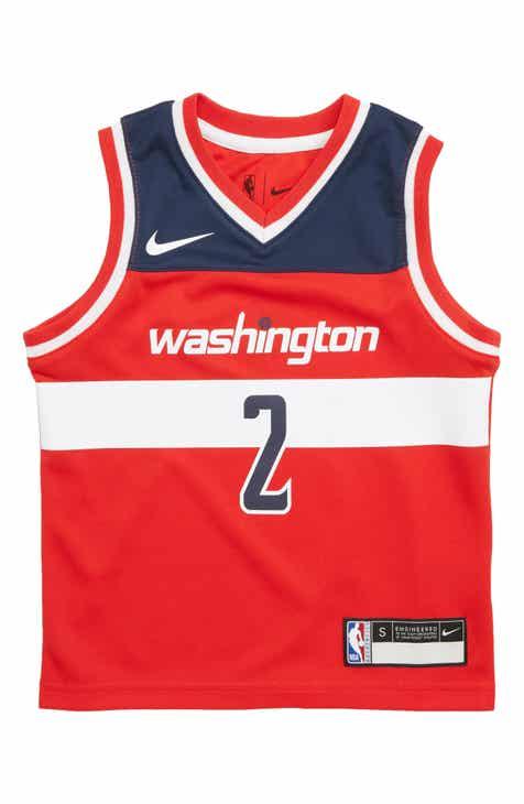 Nike Washington Wizards John Wall Basketball Jersey (Toddler Boys)