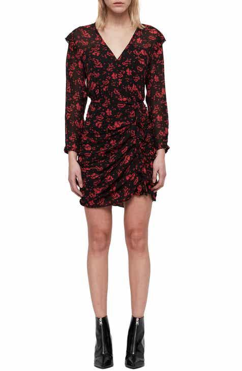 90e019d4fd ALLSAINTS Harlow Eira Print Dress