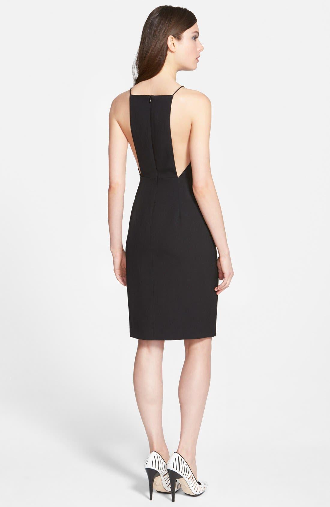 Alternate Image 2  - Keepsake the Label 'Restless Heart' Sleeveless Dress