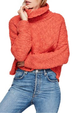 Womens Orange Sweaters Nordstrom
