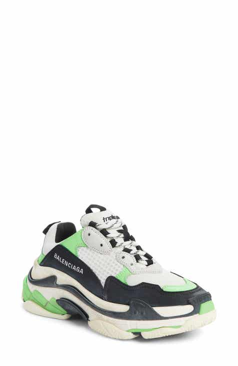 09cca6ca4d37 Balenciaga Triple S Low Top Sneaker (Women)