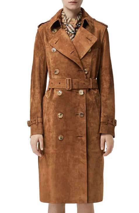 7da7e598eed3 Burberry Women s Outerwear  Coats   Jackets