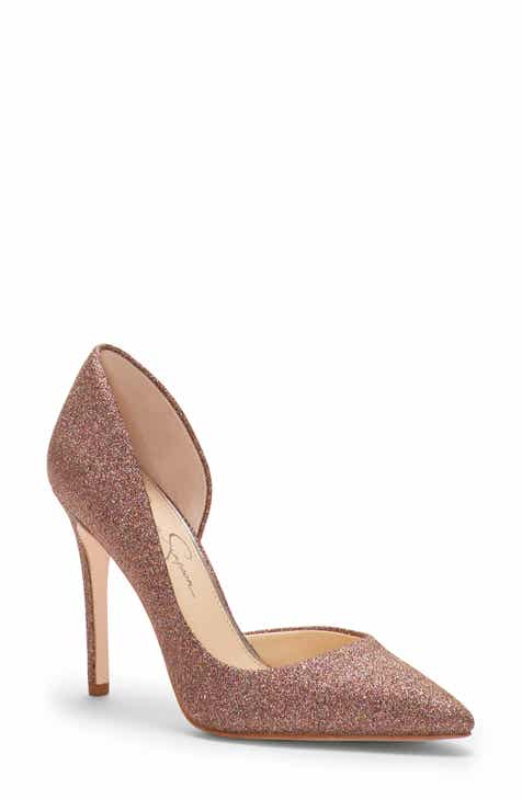 2067ab7db03 Jessica Simpson Pheona Pump (Women)