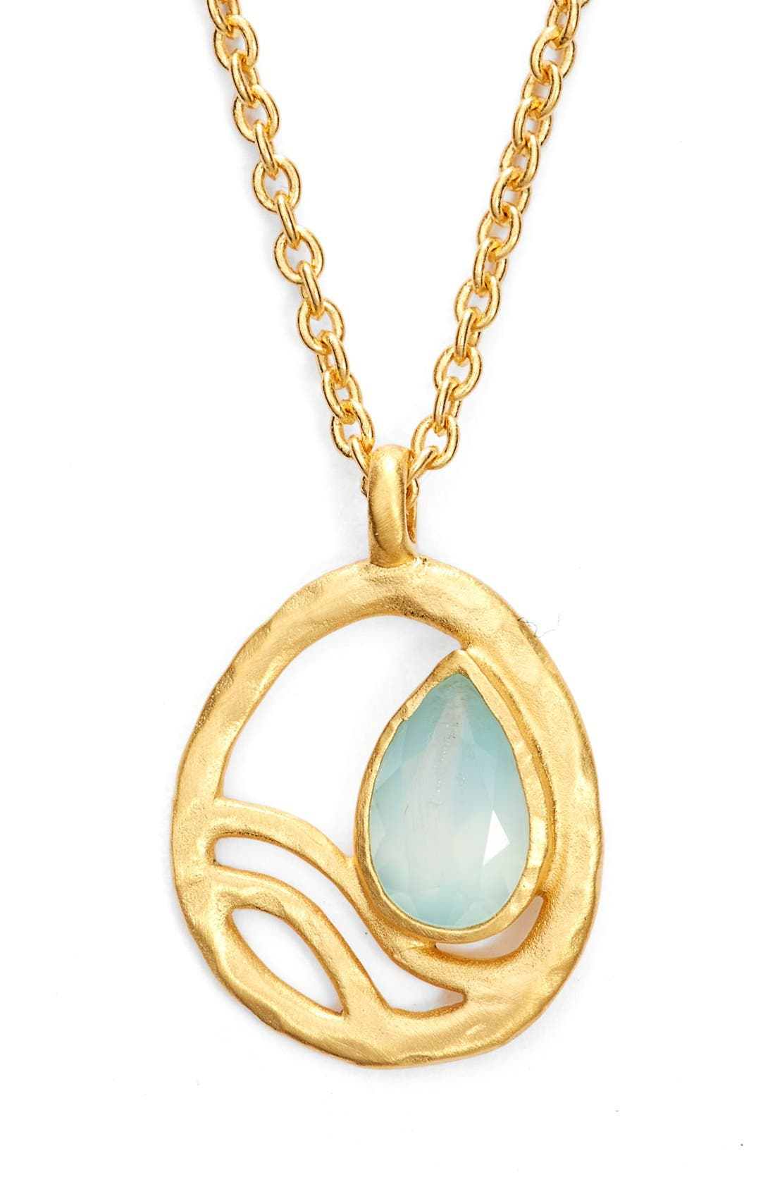 Alternate Image 1 Selected - Satya Jewelry 'Oasis' Pendant Necklace