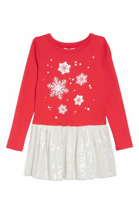 tucker tate sequin tutu dress toddler girls little girls big girls