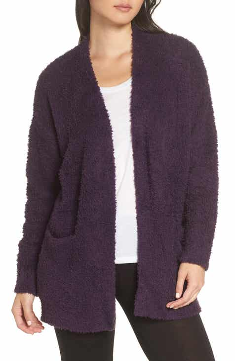 NIC+ZOE Crochet Trim Cardigan (Regular & Petite) by NIC AND ZOE