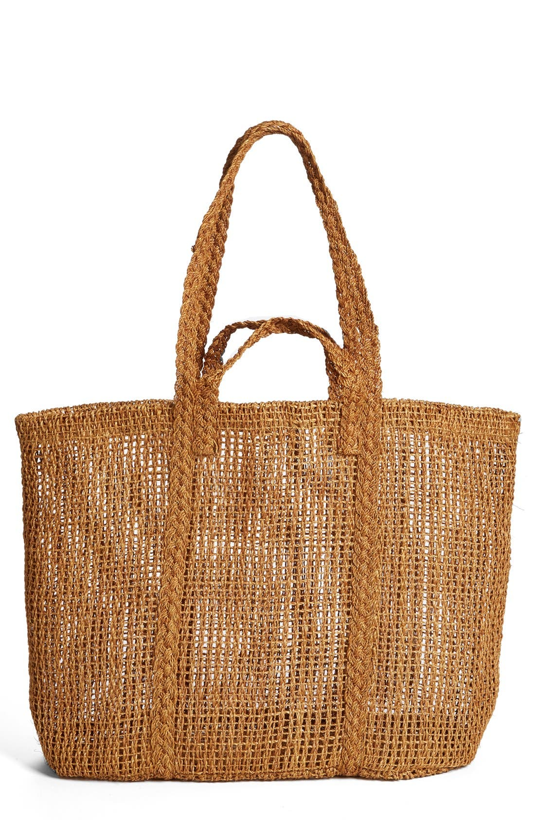 Madewell Straw Beach Tote | Nordstrom