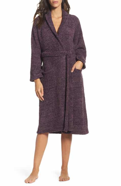 5102040545bb Barefoot Dreams® CozyChic® Robe (Nordstrom Online Exclusive)