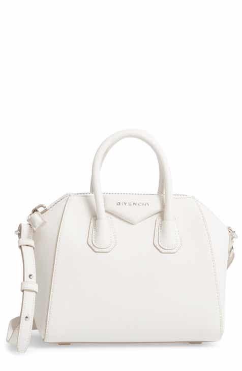 Givenchy Mini Antigona Sugar Leather Satchel