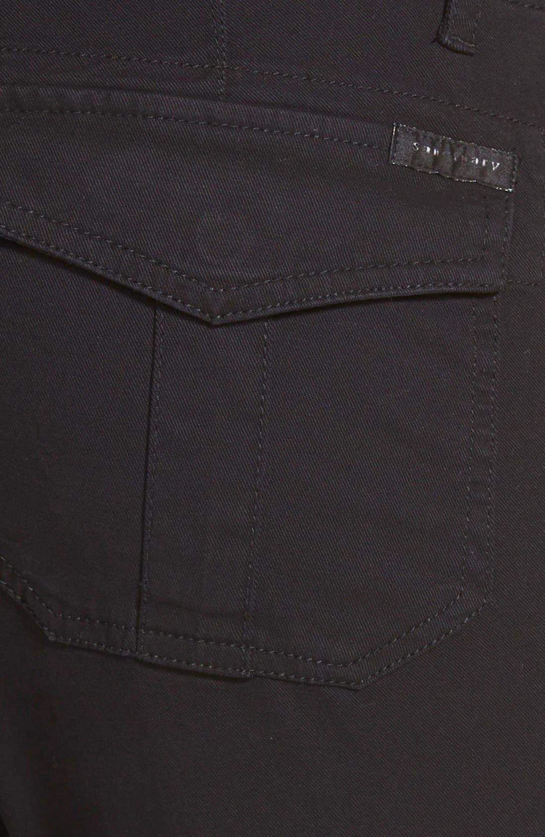 Alternate Image 3  - Sanctuary 'Peace Trooper' Crop Cargo Pants (Regular & Petite)