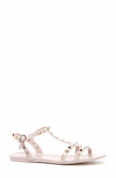 17289f4414760 VALENTINO GARAVANI Rockstud T-Strap Sandal (Women)