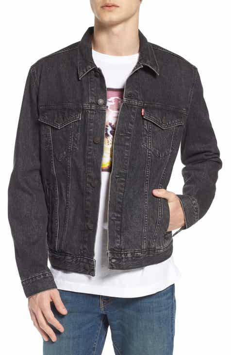 9911d4d844bb Men s Denim Coats   Jackets