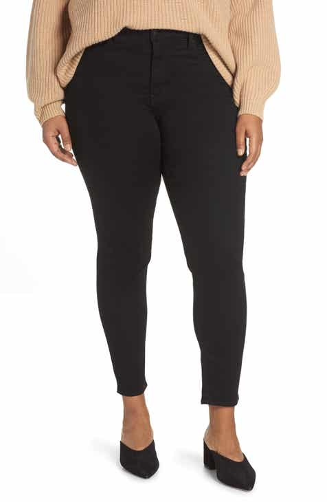 HUGO Gilljana Crop Skinny Jeans by HUGO HUGO BOSS
