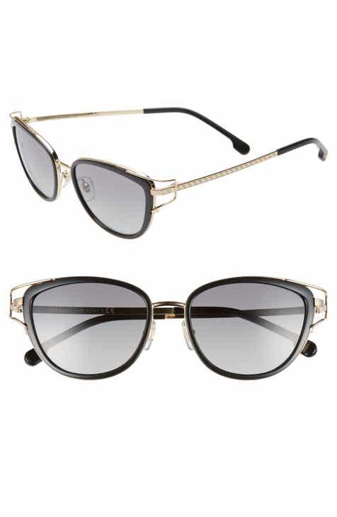 d4a518346c1 Versace Greca 53mm Cat Eye Sunglasses