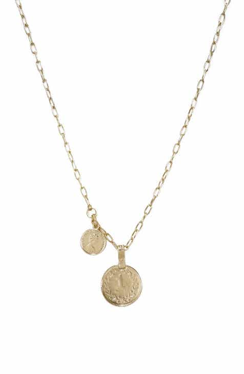 Women S Necklaces Nordstrom
