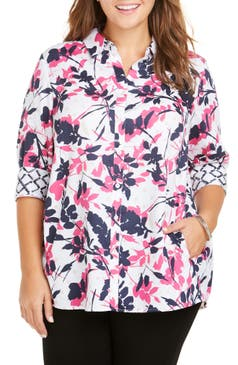 Foxcroft Plus Size Clothing For Women Nordstrom