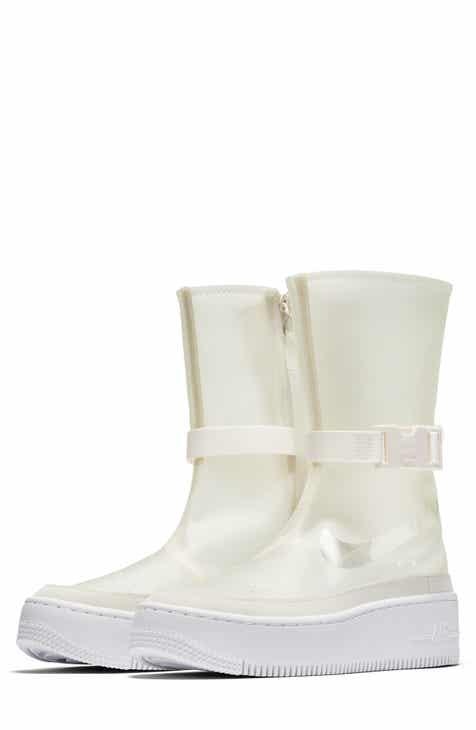separation shoes dd56e 4483f Nike Air Force 1 Sage High Platform Sneaker (Women)