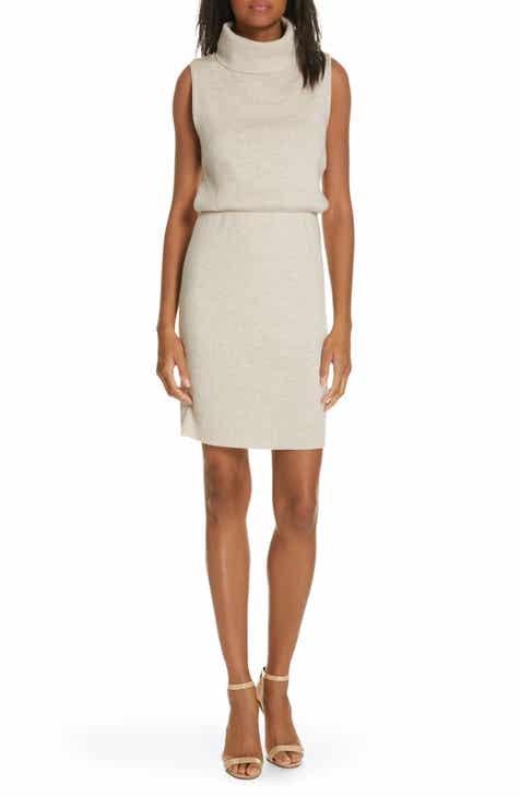5093253e9cf Alice + Olivia Hailee Blouson Sweater Dress