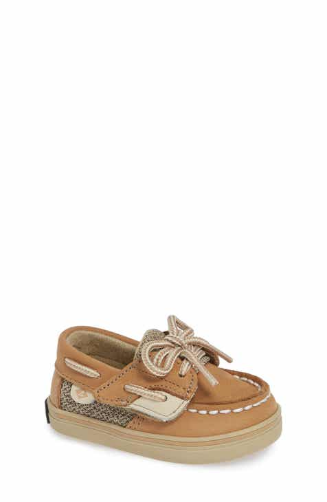 00a3fb56ba3525 Sperry Bluefish Crib Jr. Boat Shoe (Baby)