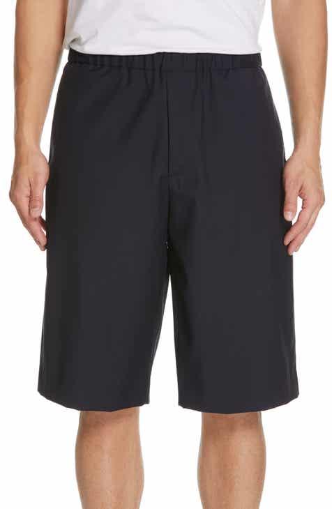 b1ef681faa5d Deveaux Tropical Wool Shorts