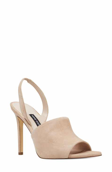 ec189229c66 Nine West Guthrie Slingback Sandal (Women)